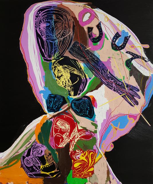 Adam Saks, 'Reach Out', 2019, Galerie Moderne Silkeborg