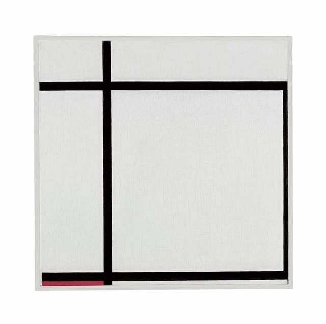 Piet Mondrian, 'Komposition II, with Red, 1926', 1926, Christie's