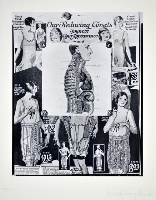 Manuel Álvarez Bravo, 'El sistema nervioso del gran simpático', 1929, ROSEGALLERY