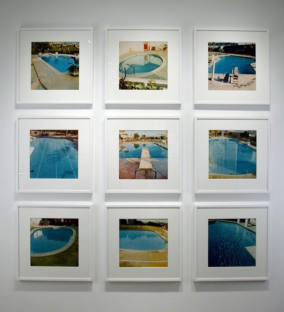 Ed Ruscha, 'Pool Portfolio,' 1968/1997, Yancey Richardson Gallery