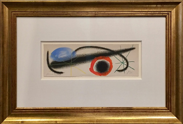 Joan Miró, 'Nous Avons ', 1959, Off The Wall Gallery
