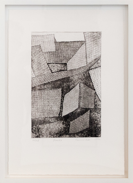, 'Roofs,' 1992, Art Projects International