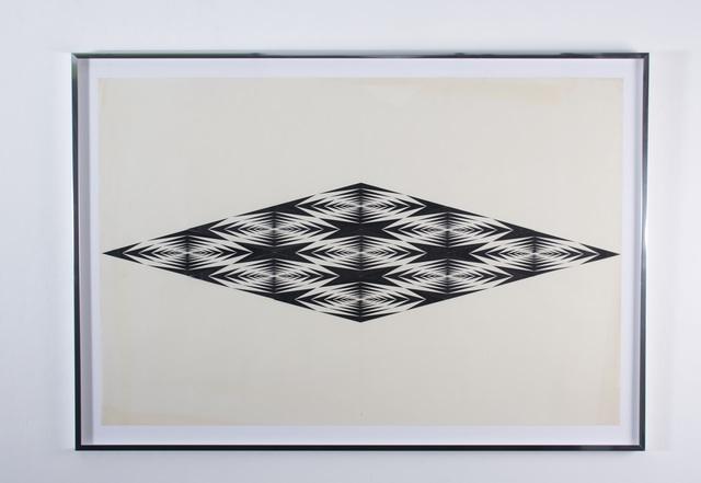 , 'Geometric Study,' 1965, RCM Galerie