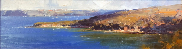 Ken Knight, 'Sydney Harbour from Fairlight', ca. 2019, Wentworth Galleries