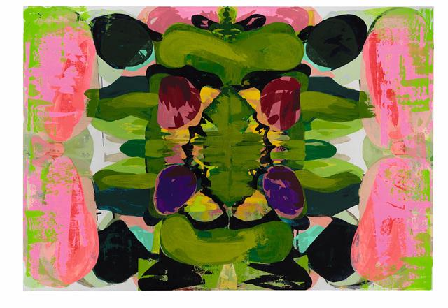 , 'Untitled (Blot),' 2014, Princeton University Art Museum