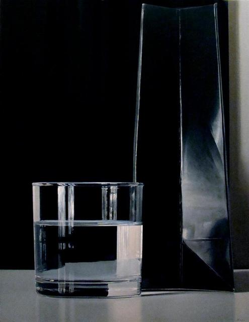 Fernando O'Connor, 'Harmony in Black II', Painting, Oil on canvas, Plus One Gallery