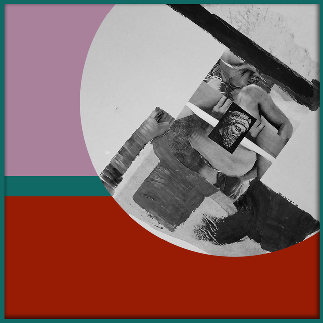 , 'z cyklu (from the series Monomit),' 2016, lokal_30