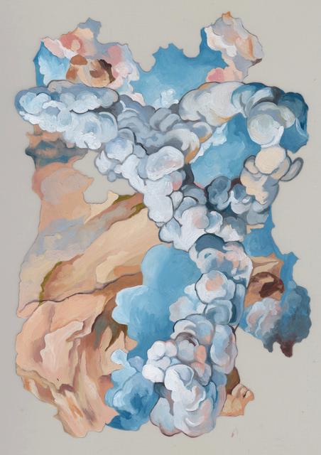 , 'Skies ,' 2019, k contemporary