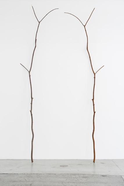 , 'Unbestimmter Tausch (indefinite exchange),' 2014, Galleri Nicolai Wallner