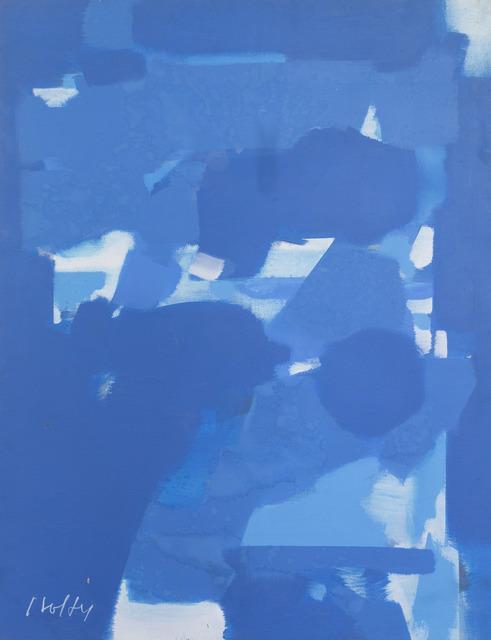 Carl Holty, 'Dark Blue', Taylor   Graham