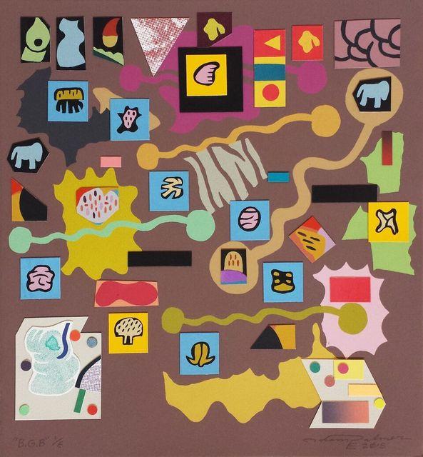 Adam Palmer, 'B.G.B.', 2015, Ro2 Art