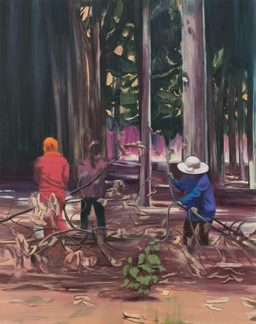 , '牧林人A Forest Keepers A,' 2017, Matthew Liu Fine Arts