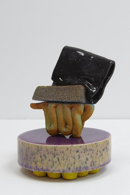 , 'Bozo's Black Sail,' 2017, Jane Hartsook Gallery