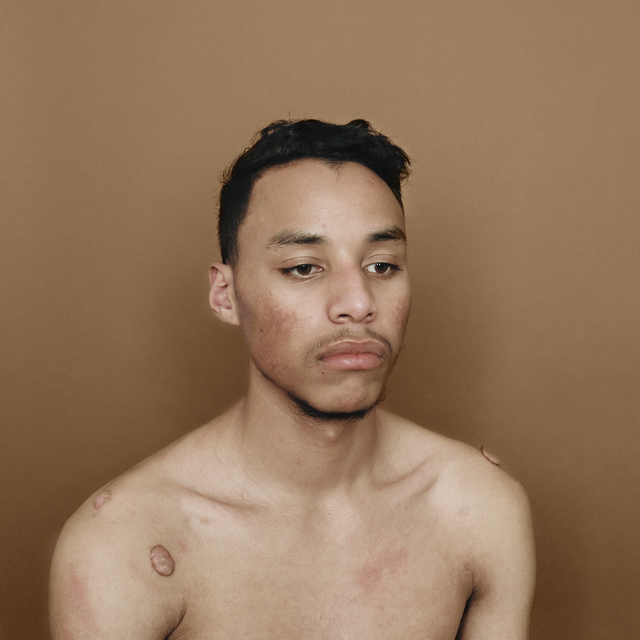 , 'Justin,' 2015, Anthony Meier Fine Arts