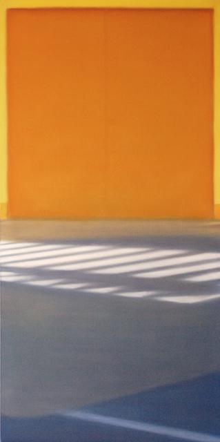 , 'L' Arancio Portone,' 2012, metroquadro