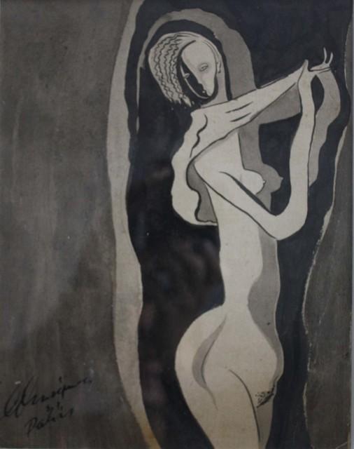 , 'Desnudo,' 1931, Pan American Art Projects