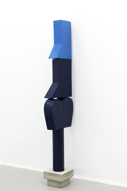 , 'Das Herz in der Hose,' 2018, Christine König Galerie