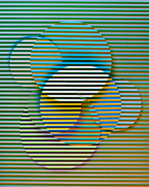 , 'Transition H42,' 2016, Galerie Antoine Ertaskiran