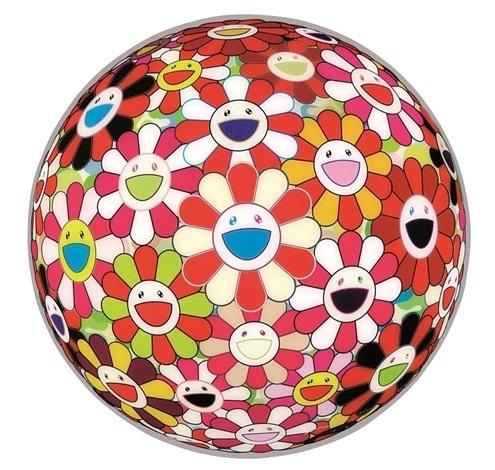 , 'Flower Ball Goldfish Colors,' 2010, Rosenfeld Gallery LLC