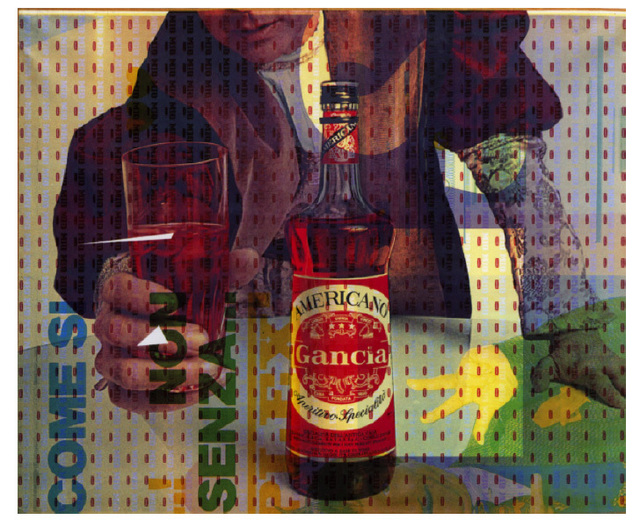 , 'Americano,' 1967, Vistamare/Vistamarestudio
