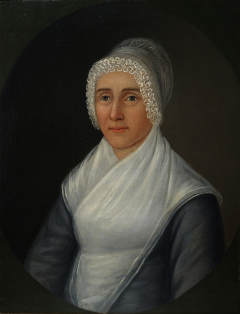 , 'A Baltimore Shipowner's Wife,' ca. 1815, Bill Hodges Gallery