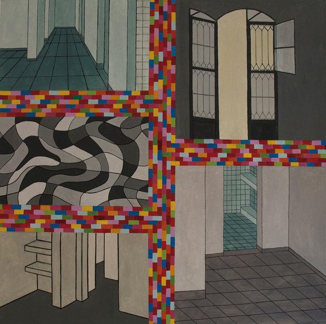 , 'A casa vazia,' 2014, Pepe Cobo