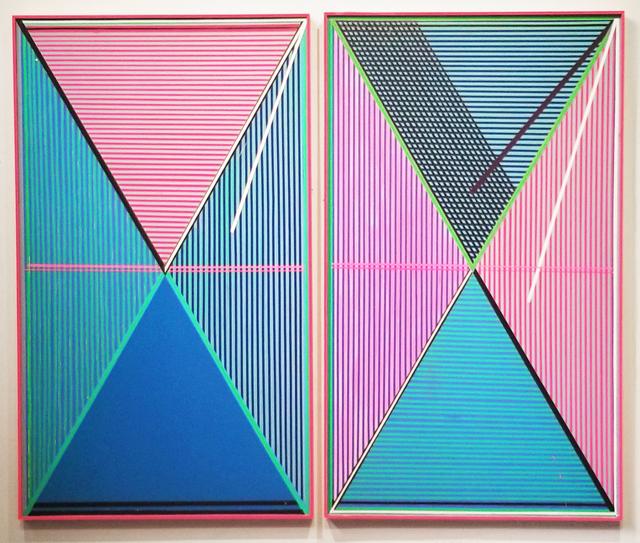 , 'Hum,' 2018, Mindy Solomon Gallery