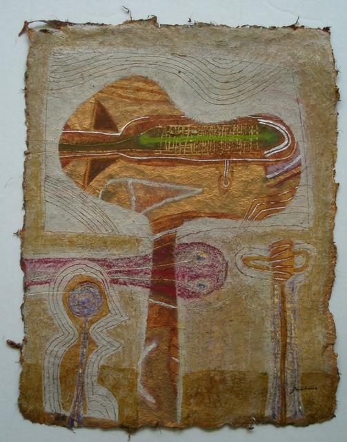 Guillermo Pacheco, 'Sin titulo (GUP-P-13)', 1998, Galería Quetzalli