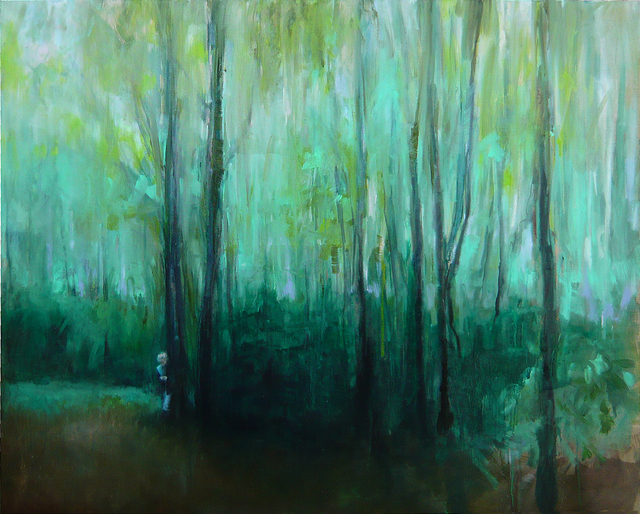 Sandrine Rondard, 'Dans la forêt ', 2014, Under Construction Gallery