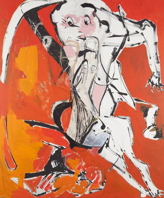 , 'Dali Cat,' 2013, Espace40