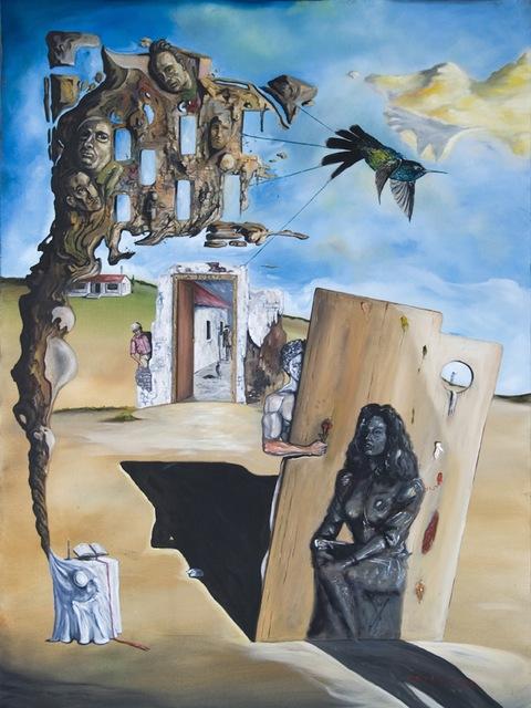 , 'The Door,' 2012, Studio 905 on Juniper