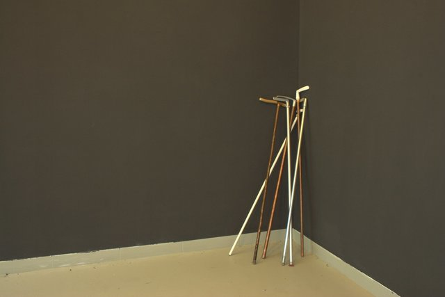 , 'WALKING STICKS,' 2008, EASTWARDS PROSPECTUS