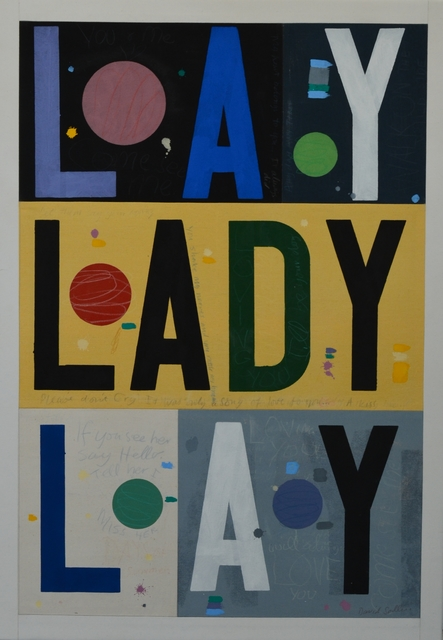 , 'Lay Lady Lay,' 2015, Long-Sharp Gallery