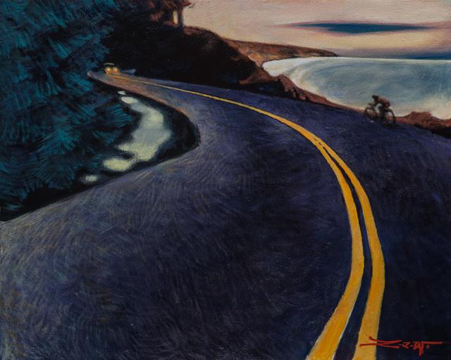 , 'Cyclist,' 2018, Patricia Rovzar Gallery