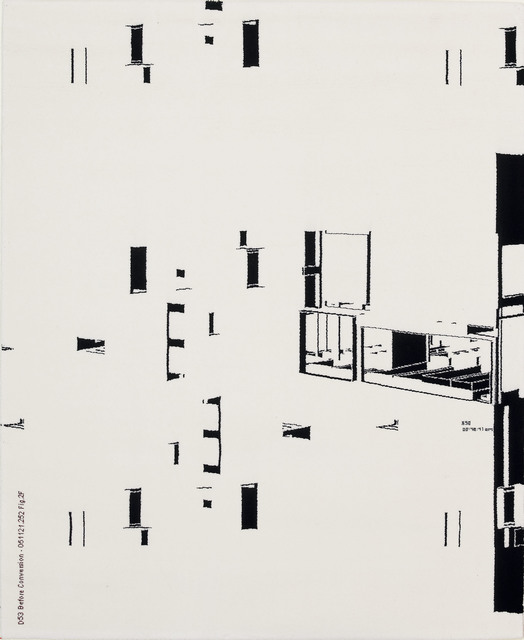 , 'D53 Before Conversion - 051121.252 Fig.2F,' 2006, Deweer Gallery