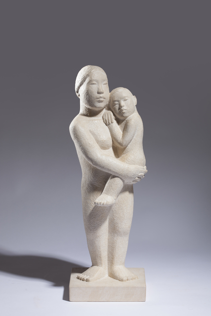, 'Mother and Son,' 2008, Gallery LVS