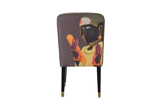 , 'Celebration Chair 3,' 2018, Art Pilgrim