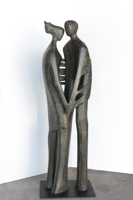 """, 'Lovers - 55"""",' , ÆRENA Galleries and Gardens"""