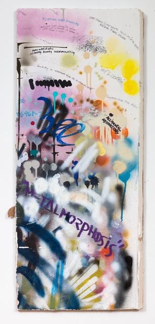 , 'Tablet #26,' 2005-2018, James Fuentes
