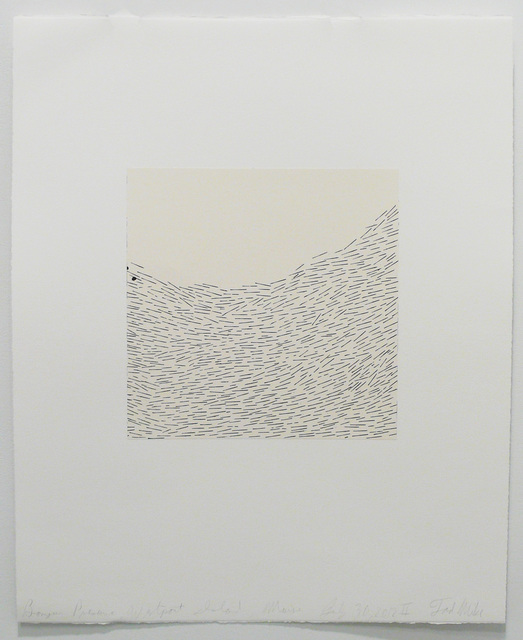 , 'Bonyun Preserve, Westport Island, Maine July 30, 2012 II,' 2012, Margaret Thatcher Projects