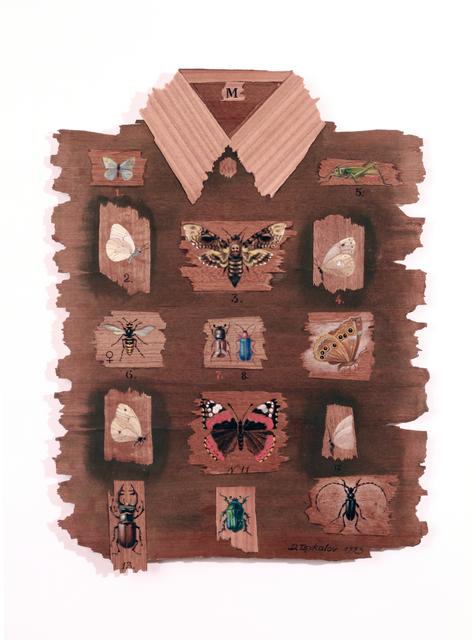 , 'Shirt 30,' 1993, Marina Gisich Gallery