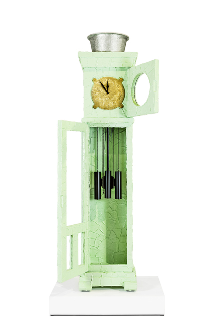 , 'Satansbraten Clock,' 2011, Museum of Arts and Design