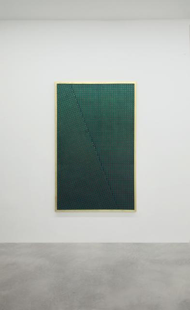 , 'Strutturazione simultanea-cinetica con variazione,' 1956-1959, Dep Art Gallery