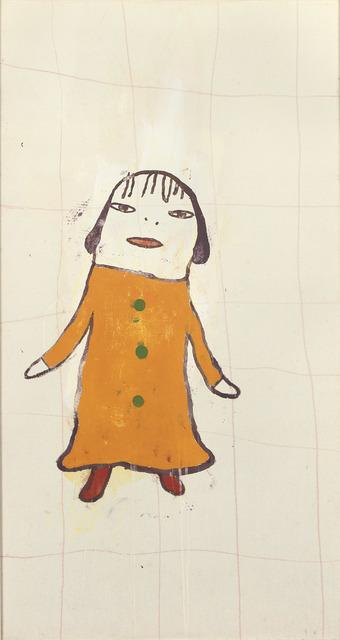 , 'A Girl,' 1991, Omer Tiroche Gallery