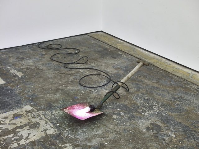 , 'Pink,' 2014, WORKPLACE
