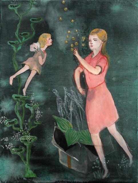 , 'Schwimmen,' 2013, Gallery Baton