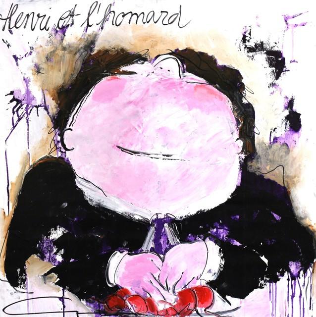 , 'Henri et L'homard,' , Artspace Warehouse