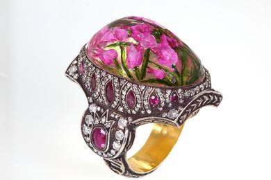 Sevan Bıçakçı, 'Lale Devri (Tulip Period) Ring,' 2015, She Inspires Art