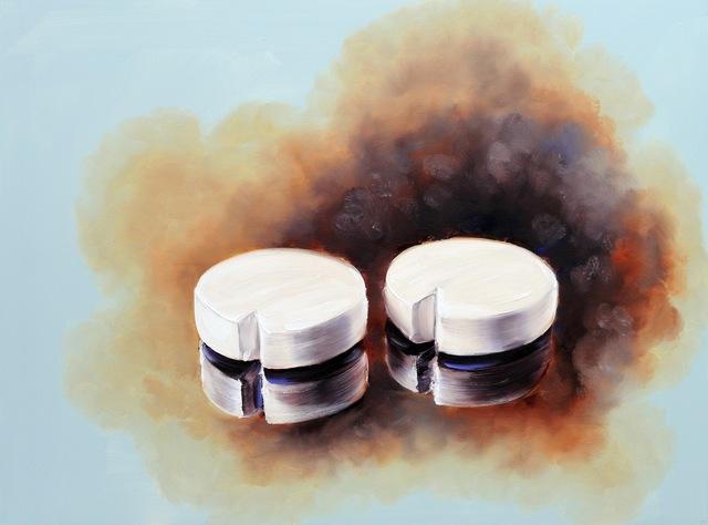 , 'Spalt,' 2015, Hosfelt Gallery
