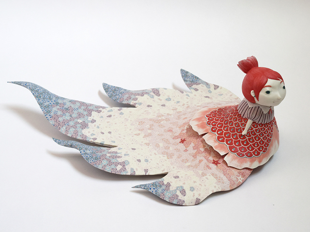 , 'Kingyo Hime (Princess Goldfish) ,' 2015, Onishi Gallery